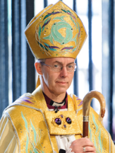 The Most Revd and Rt Hon Justin Welby