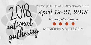 2018 Missional Voices National Gathering