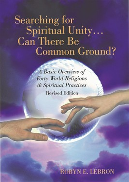 Searching for Spiritual Unity...Can There Be Common Ground?