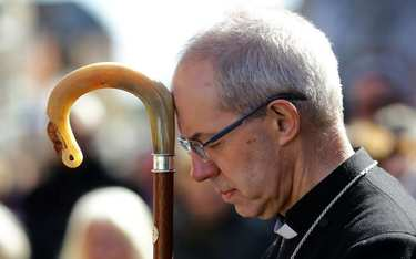 Archbishop Welby 'shocked' by GAFCON criticism of Las Vegas prayer.