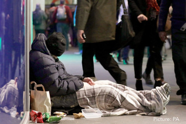 Churches in Portsmouth England to tackle homelessness this winter
